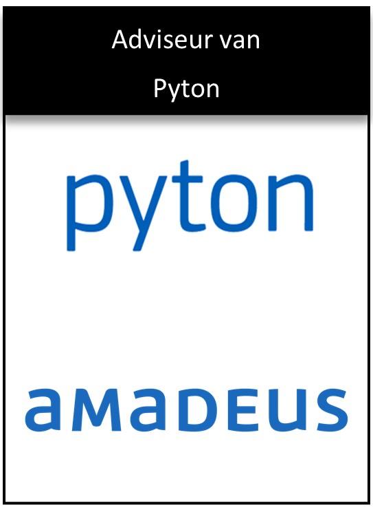 Lead Pyton Amadeus