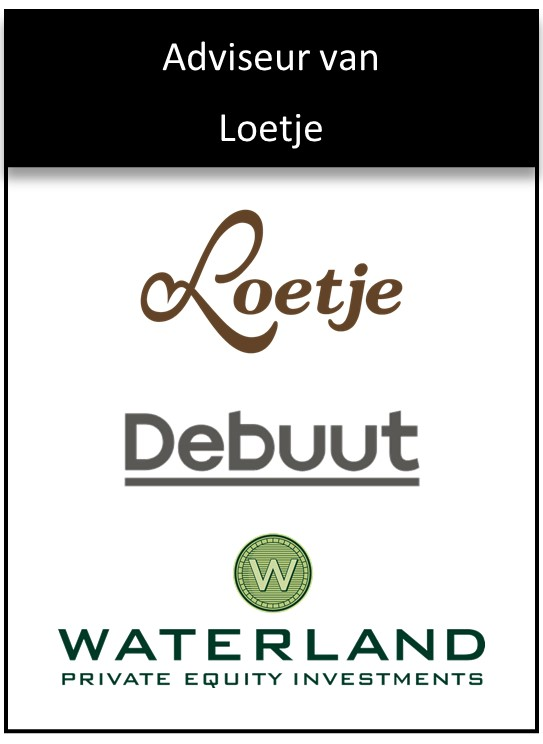 Deal Loetje Debuut Waterland