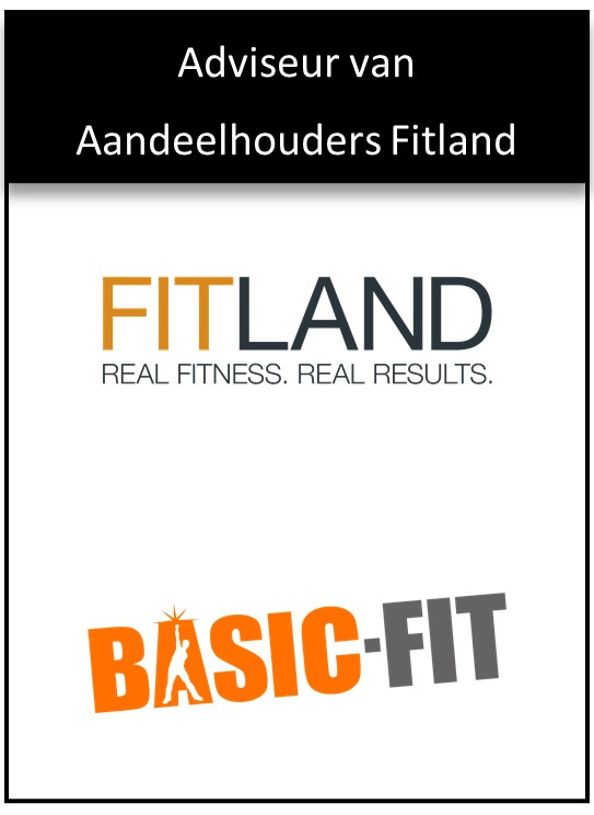 Deal Fitland Basic-Fit