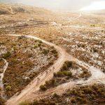Deel van het Cape Epic parcours