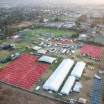 Base camp Zuid Afrika