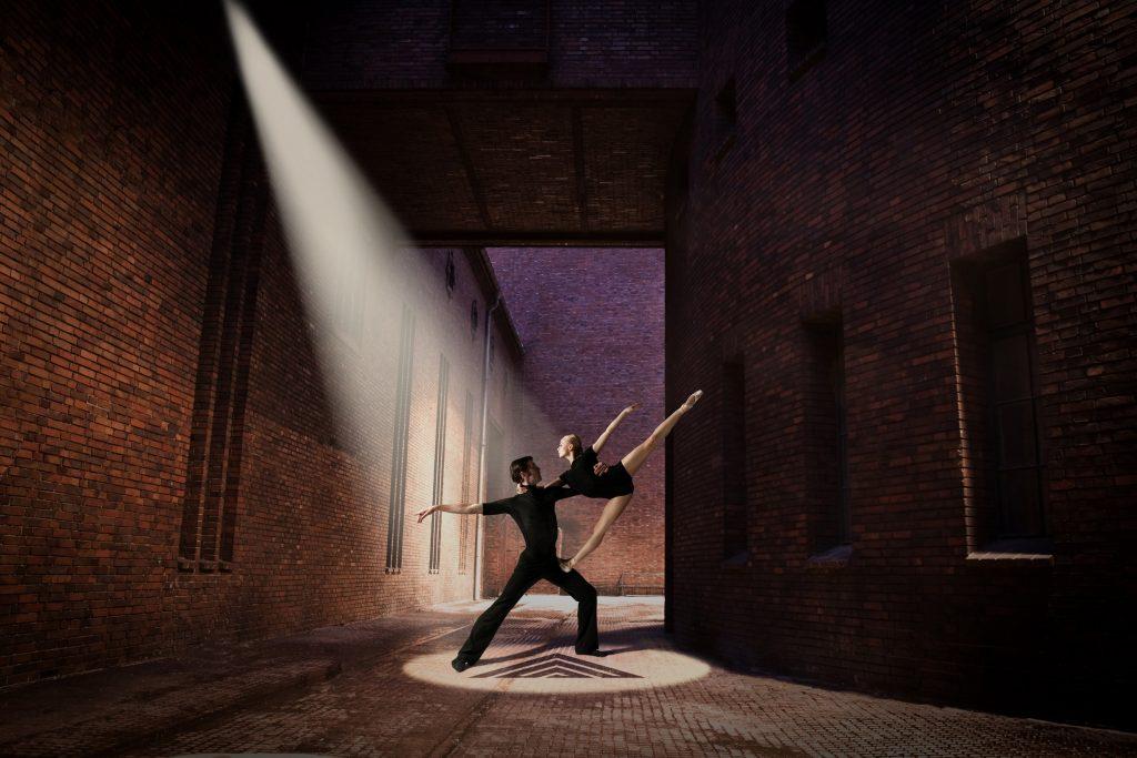 Foto dansers